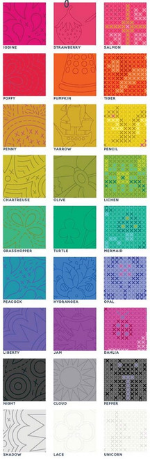 Sun Print 2020 - Fat Quarter Bundle