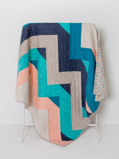 Level Edge Quilt Pattern