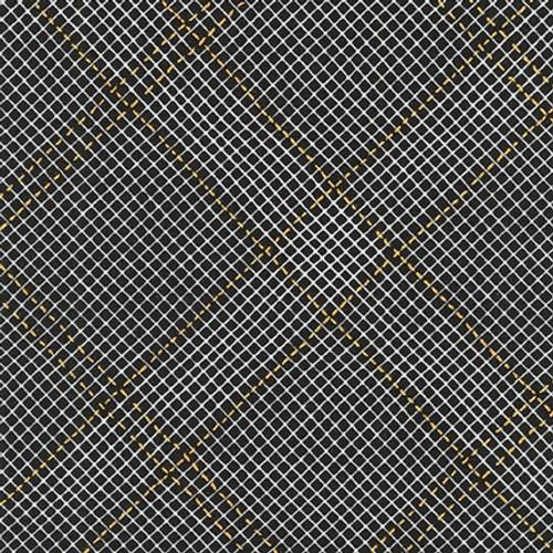 Collection CF - Plaid (Black)