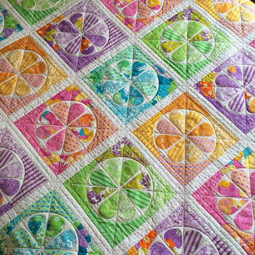 Daisy Quilt Pattern