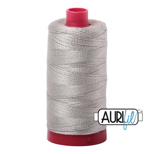 Mako Cotton 12wt - 5021 (Light Grey)