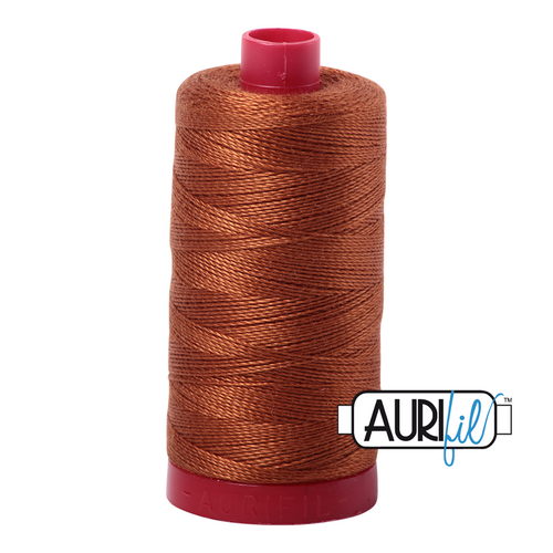 Mako Cotton 12wt - 2155 (Cinnamon)