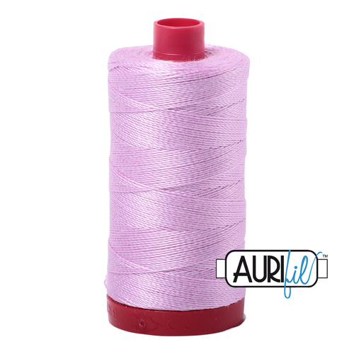 Mako Cotton 12wt - 2515 (Light Orchid)