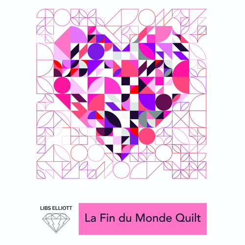 La Fin Du Monde Acrylic Template Set (Medium)
