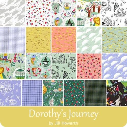 Dorothy' Journey Charm Pack