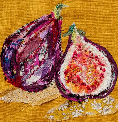 Figs Slow-Stitching Kit