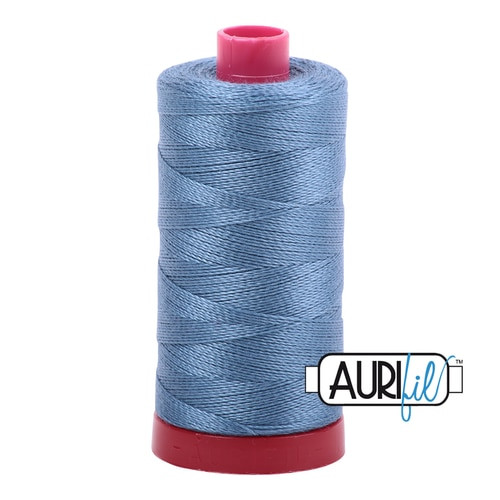 Mako Cotton 12wt - 1126 (Blue Grey)