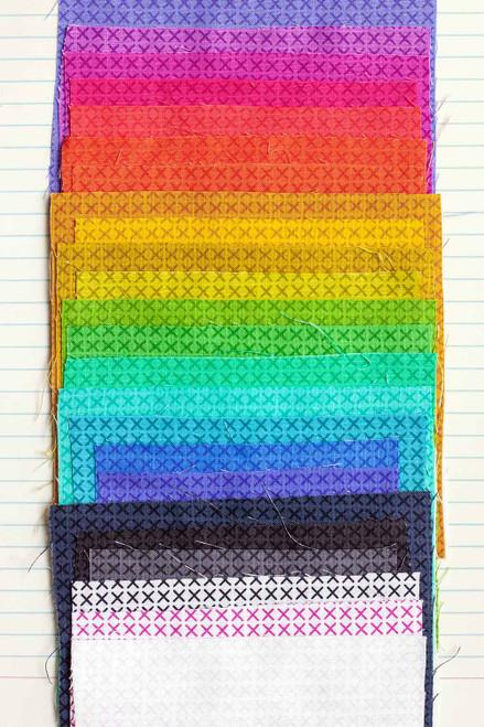 Cross Stitch - Fat Quarter Bundle