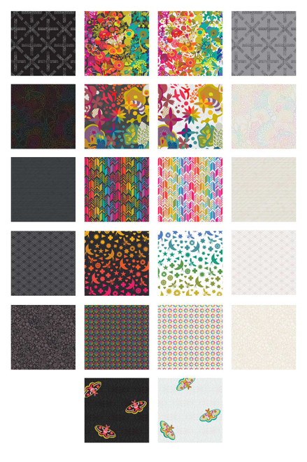 Art Theory - Fat Quarter Bundle