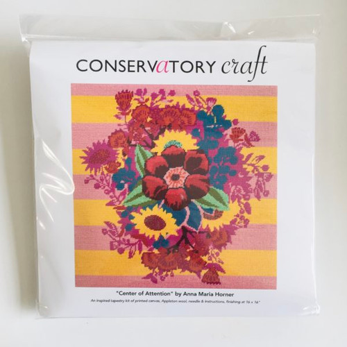 Centre of Attention - Tapestry Kit