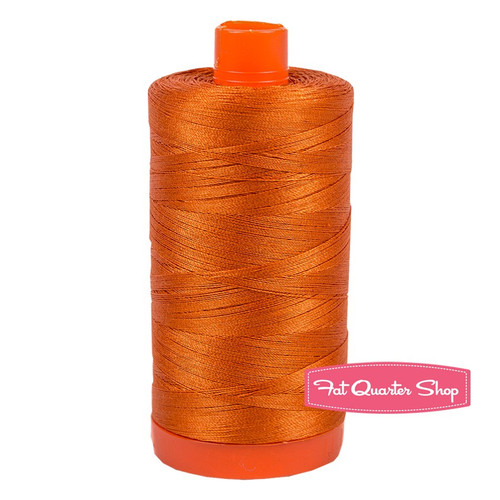 Mako Cotton 50wt - 2235 (Orange)