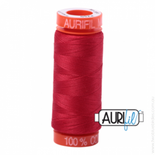 Mako Cotton 50wt - 2250 (Red)