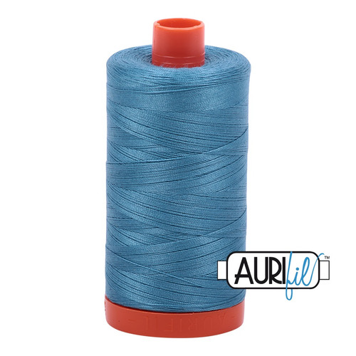 Mako Cotton 50wt - 2815 (Teal)