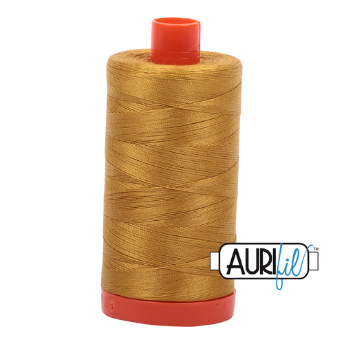 Mako Cotton 50wt - 5022 (Mustard)