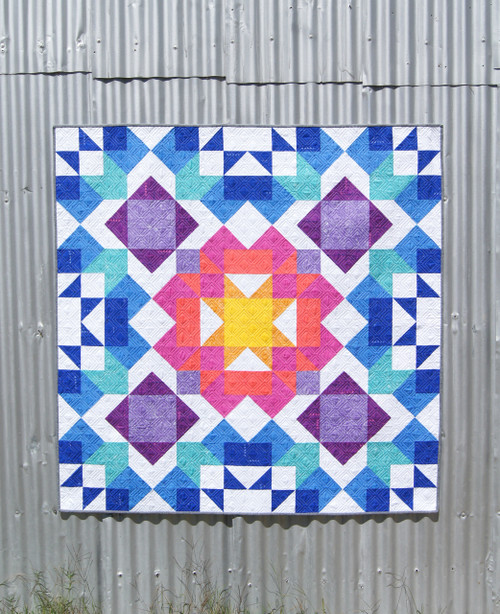 Aurora Quilt Pattern & Kit