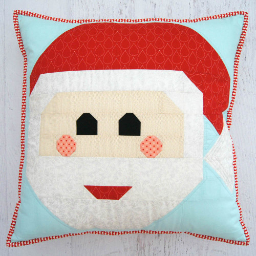 Here Comes Santa Pattern