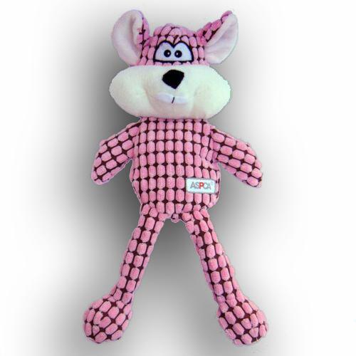 PetPat Pet Toys PetPat Bucktooth Pink