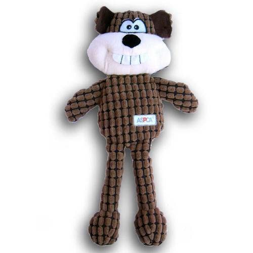 PetPat Pet Toys PetPat Bucktooth Brown