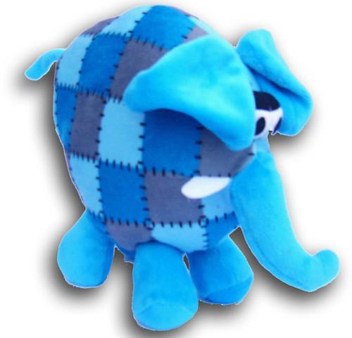 PetPat Pet Toys PetPat Elephant Blue