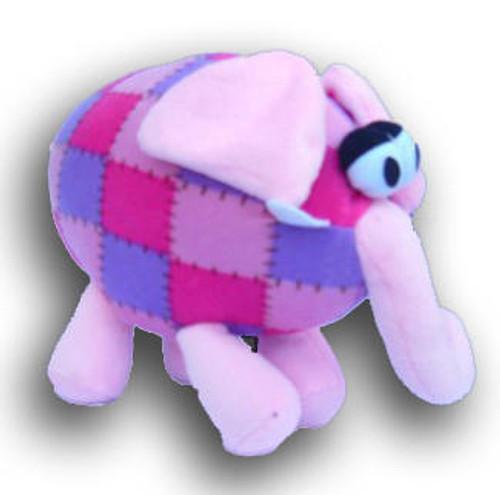 PetPat Pet Toys PetPat Elephant Pink