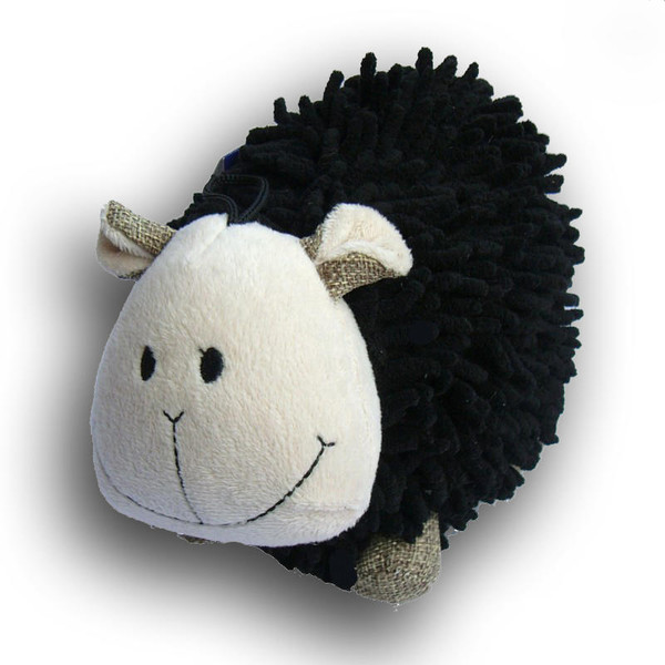 PetPat Pet Toys PetPat Fatty Lamb Black