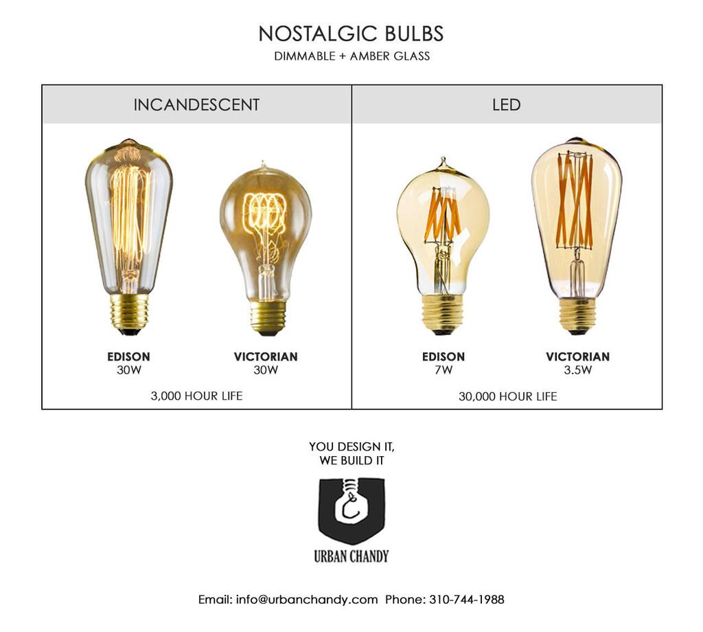 Nostalgic Bulb Options