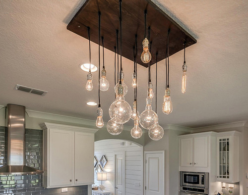 18 Light Pendant Chandelier