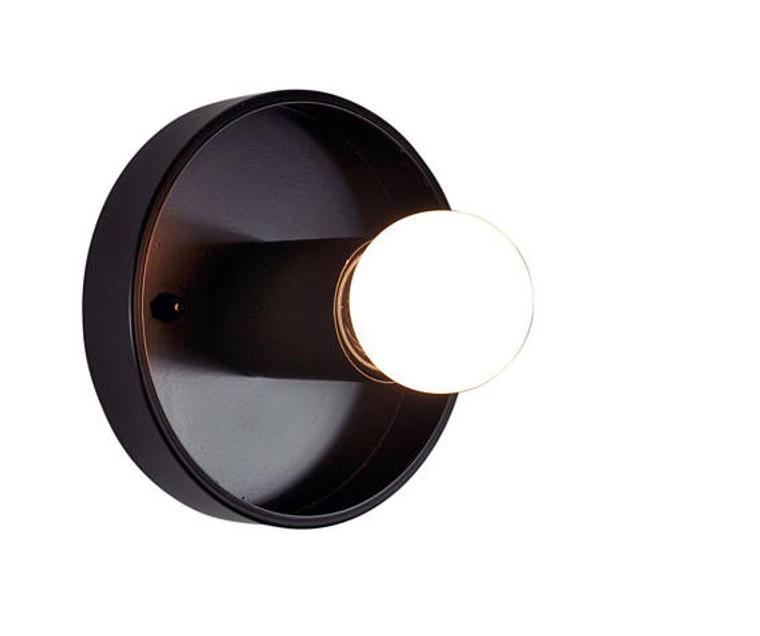 MASON Wall Sconce Black - UL Listed