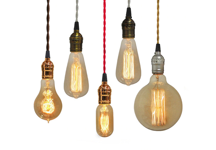 Build Your Own Pendant Light