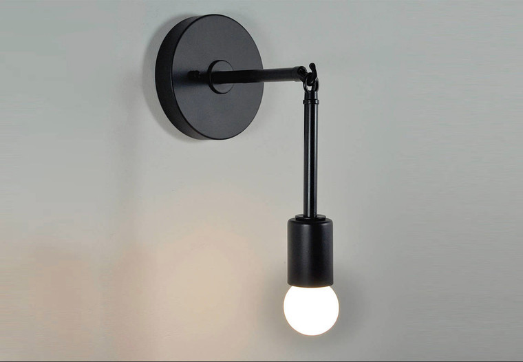 SWAG Wall Sconce - Black