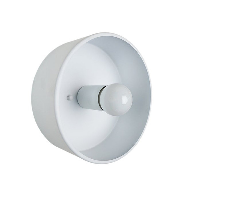ADELE Modern Wall Sconce White - UL Listed