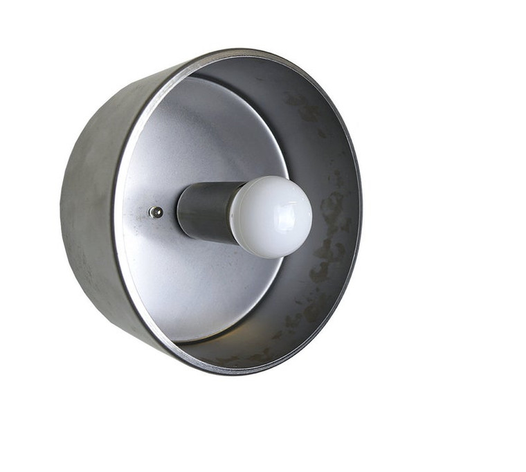 ADELE Modern Wall Sconce Raw Metal - UL Listed