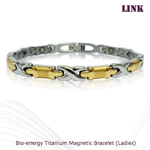 LINK: 2-Tone Gold & Silver Plated Finish