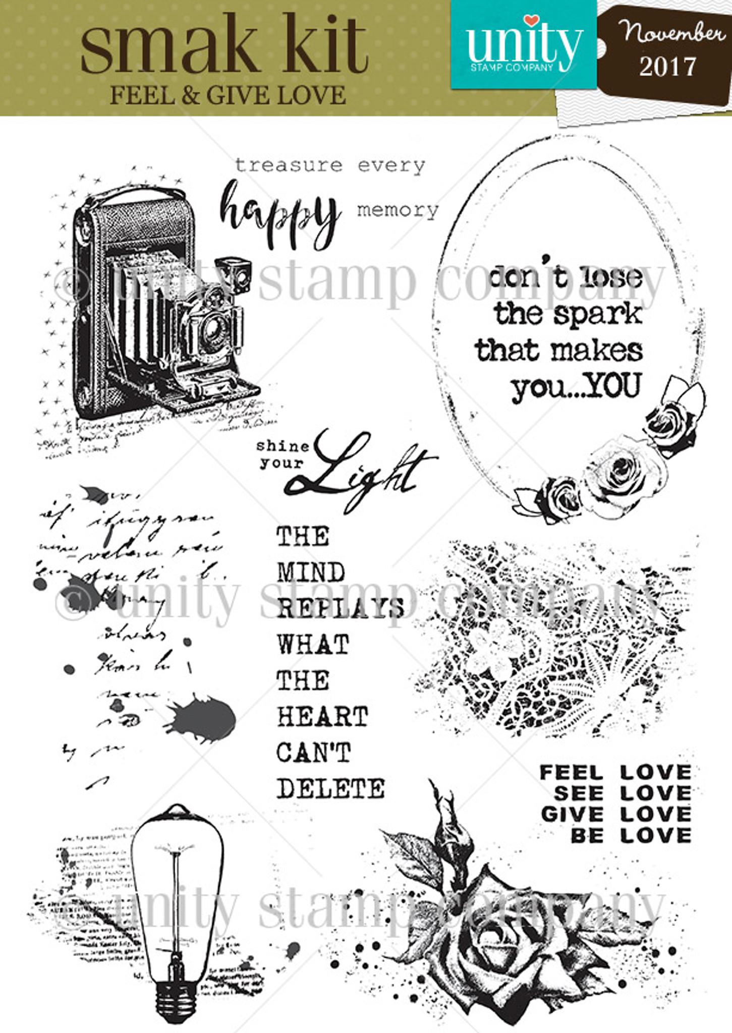 Feel & Give Love {smak 11/17}