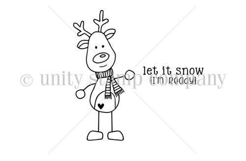 Let It Snow {I'm Ready}