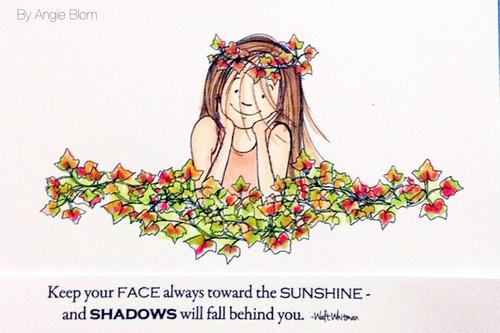 Shadows fall Behind You