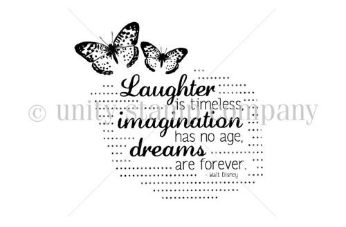 Laughter, Imagination, Dreams