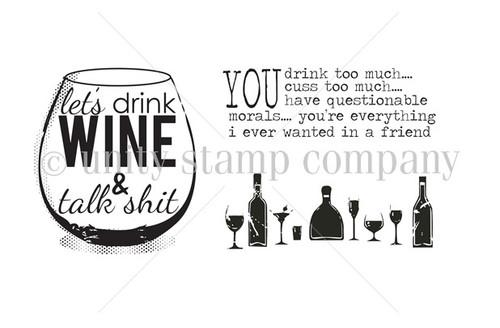 Drink & Cuss