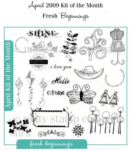 Fresh Beginnings {kom 4/09}