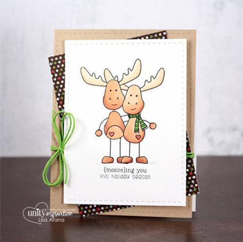 Happy Kiss-Moose - Everett