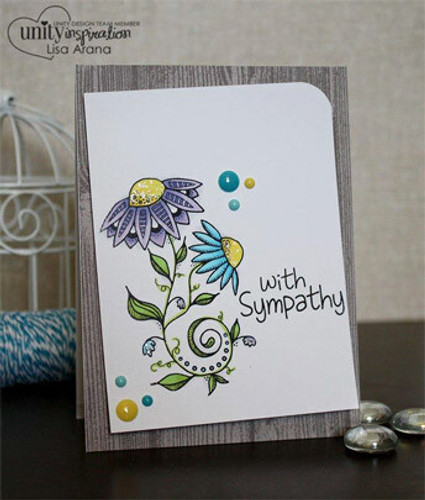 May HOPE Sustain You {march 2014 sentiment kit}