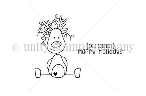 {Oh Deer} Happy Holidays