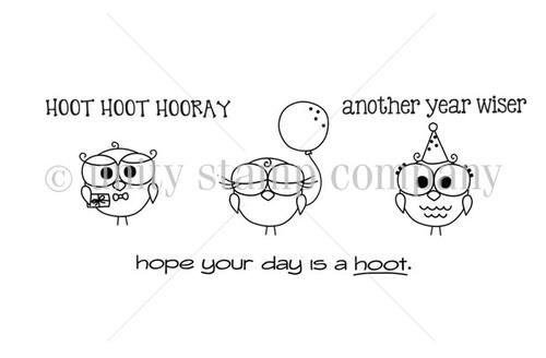 Hoot Hoot Hooray