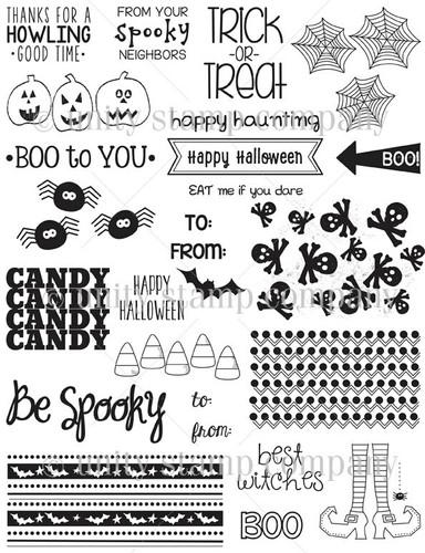 Be Spooky