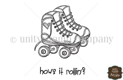 how's it rollin'? {Itty Bitty}