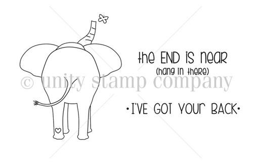 Elephant Behind