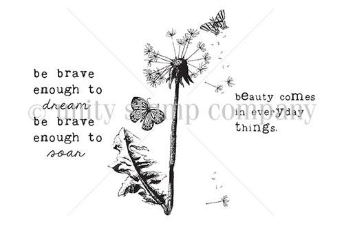 Soar Bravely {uu 9/17}