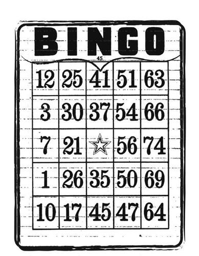Game of Chance Bingo