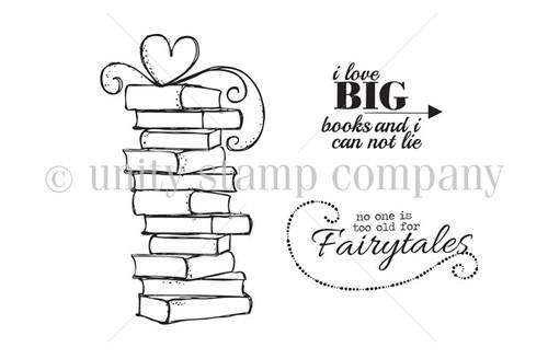 I love BIG books