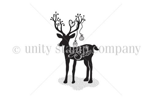 'Tis the Season Deer